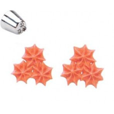 Насадка 3 Звезды Wilton Triple Star Decorating Tip №2010 (W2010)