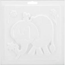 Форма для гипса Слон (02-2633)