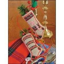 Набор Cапожки Candy Canes & Garland (8363)