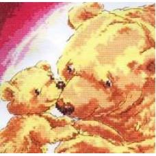 Медведица с медвежонком (17-05)