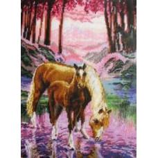 Набор для вышивания крестиком Чудесная игла Чудесное видение (60-01)
