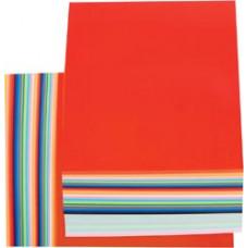 Цветная бумага для оригами Yasutomo, Assorted Colors, 100 шт. (4252)