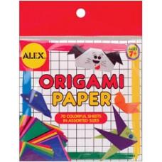 Бумага для оригами, 70 шт. (287)