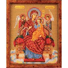 Икона Богородица Всецарица (В-172)