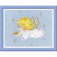 Ангелочек с сердцем (1135)*