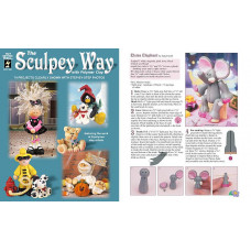 Книга Sculpey Way with Polymer Clay (2291)