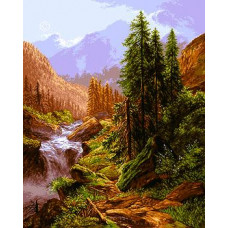 Альпийский ландшафт (G831)*