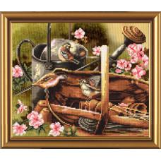 Птичий календарь.Весна (СР4019)