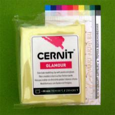 Моделин Cernit-Glamour, желтый 117 (CR-CE0910062700)