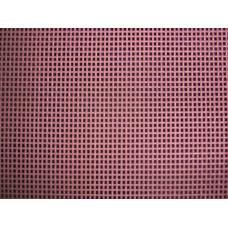 Виниловая канва, розовая, 14