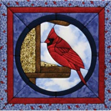 "Набор ""Пэчворк без иголки"" Cardinal (QM142)"
