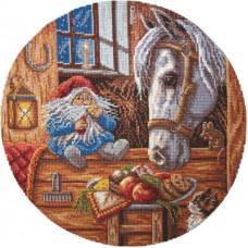 Домовой - покровитель домашних животных (СО-1128)*