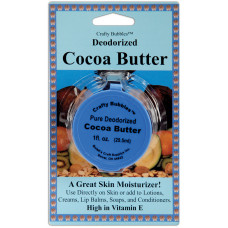 Дезодорированное масло какао (CB65)