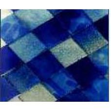 Мозаика из стекла сине-голубая (MHB-7612-03 R)
