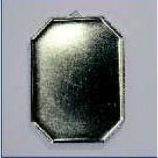 Кулон-восьмигранник для мозаики, гранул, цернита (MHb-8401-45)