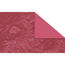 Картон МЕТАЛЛИК, тёмно-красный, легкое тиснение, 230г.(UR-16892225R)
