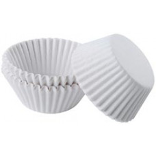 Бумажные формы для кексов, White (W4152505)