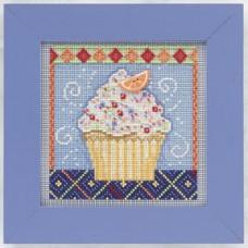 Набор для вышивания Mill Hill Ванильный кекс (MH141101)