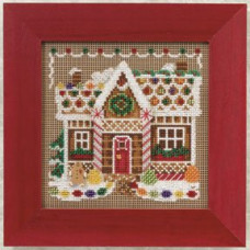 Набор MillHill, Ginger Bread House (MH140306)