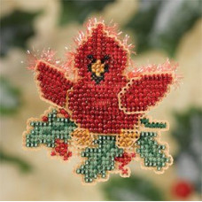 Набор MillHill, Christmas Cardinal (MH187303)