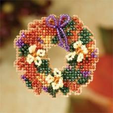 Набор MillHill, Fall Wreath (MH187206)