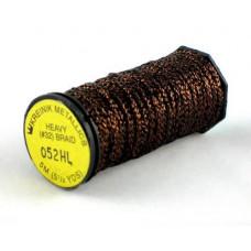 Металлизированная нить Kreinik Heavy #32 Braid  052HL