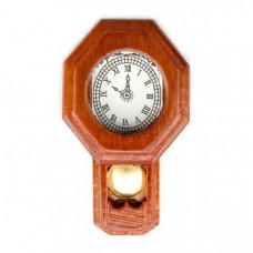 Часы маятниковые настенные миниатюрные (2307-11)