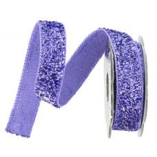 Лента с люрексом, фиолетовый (483016)