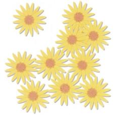 Бумажные цветы Jolees By You, желтый (55807)
