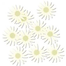 Бумажные цветы Jolees By You, Ivory (55808)