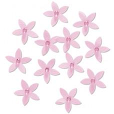 Бумажные цветы Jolees By You, розовый (55812)