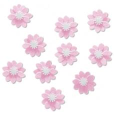 Бумажные цветы Jolees By You, розовый (55832)