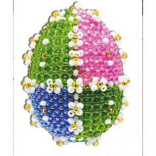 Набор для бисероплетения Риолис Яйцо пасхальное (Б-152)