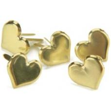 Брадсы Сердечки золотые (CI91003)