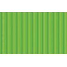 Гофрокартон мелкий светло-зеленый (UR-10722251R )