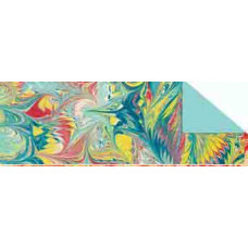 Картон цветной Искусство, Аквамарин, 220гр. (UR-26002206R)