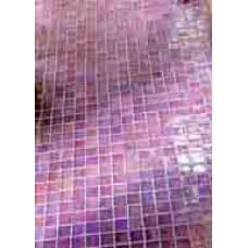 Мозаика из стекла Розовая (MHB-7612-07 R)