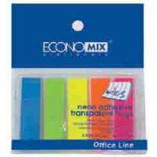 Стикер-закладка пластиковая (Е20945)
