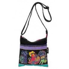Сумка Laurel Burch Artistic Totes Crossbody, Dogs & Doggies (LB2075)