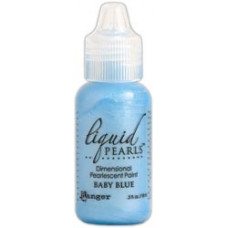 Жидкий жемчуг, Liquid Pearls Glue, Baby Blue (01959)