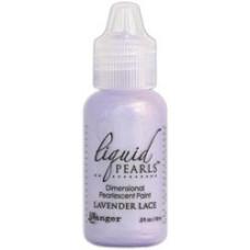 Жидкий жемчуг, Liquid Pearls Glue, Lavender Lace (01980)