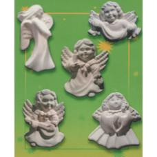 Набор Рождественские ангелы (Б-РОЖД)