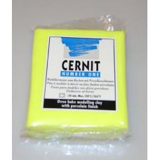 Моделин Cernit Неон, желтый 210 (CR-CE0930056700)