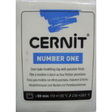 Моделин CERNIT, белый укрывистый 029 (CR-CE0900056027)