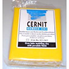 Моделин CERNIT, желтый 021 (CR-CE0900056700)