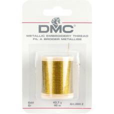 Металлизированная нить (золото), 40м (284Z)