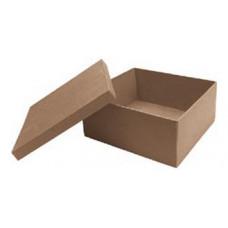 Коробка из папье маше, Квадрат (28-4185)