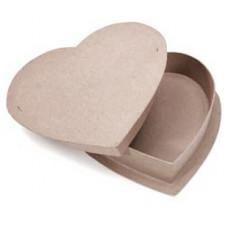 Коробка из папье маше, Сердце (2871-70)
