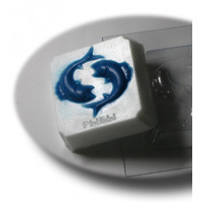 Форма для мыла Зодиак - Рыбы