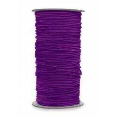 Нитка-резинка для бисероплетения, фиолетовая